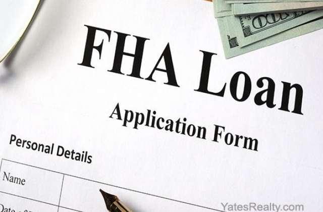 FHA Loans | Yates Realty
